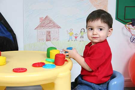 Child Development Checklist Motor And Sensory Skills
